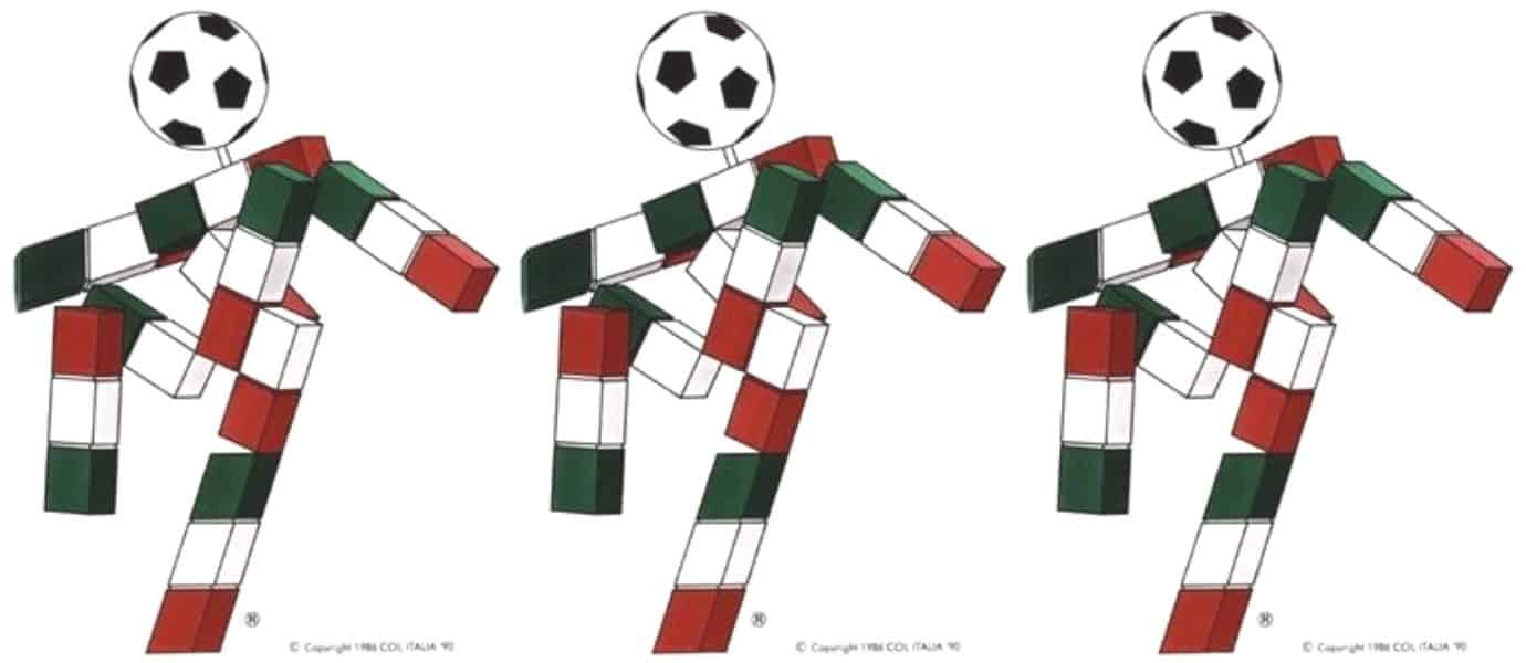 30 anni fa iniziava Italia '90: 6 cose che non sapevi sul simbolo dei Mondiali di calcio.